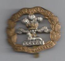 South Lancashire Prince Of Waless Vols - Medaglie