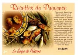 RECETTE - SOUPE DE POISSONS - Recipes (cooking)