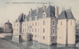CP 89 Yonne Château De Champoulet Par Bléneau 683 Marchand - Sonstige Gemeinden