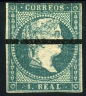 España Nº 45M. Año 1855 - 1850-68 Regno: Isabella II