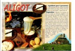 RECETTE - ALIGOT - Recipes (cooking)