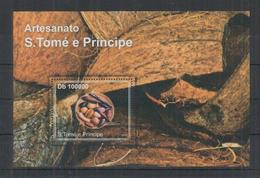 D939. S.Tome E Principe - MNH - 2010 - Nature - Plants - Fruits - Bl - Other