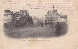 REIMS - MARNE - (51) - CPA PRÉCURSEUR ANIMÉE DE 1903. - Reims