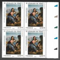 France 2019 - Yv N° 5355 ** - Léonard De Vinci  (Sainte Anne, La Vierge Marie Et Jésus Jouant Avec Un Agneau) - Ungebraucht