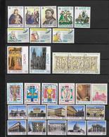 VATICAN - ANNEE 1993  ** - 28 VALEURS  - COTE = 62.25 EUR. - Full Years
