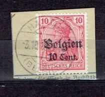 OC 14 - Hamoir-Belgien Le 3-10-1918 - WW I