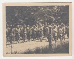 WW1, Crown Prince Charles (?) In 1915 Decorating Members 37th Gravosa (Gruž) Imperial-Royal Landwehr Infantry Regiment - Kroatien