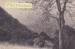 CPA :  14 X 9  -  3052.  MONNETIER  - ( Salève)  - Sommet Du Pas-de-l'Echelle - France