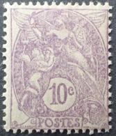 DF50478/699 - 1927 - TYPE BLANC - N°233 NEUF* - 1900-29 Blanc