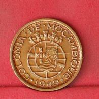 MOZAMBIQUE 20 CENTAVOS 1949 -    KM# 75 - (Nº32118) - Portugal