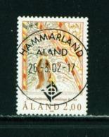 ALAND  -  1990 St Anna's Church 2m Used As Scan - Aland