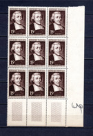 FRANCE LOT DE 9 TIMBRES DE 1951 N 882 NEUF ** - Unused Stamps