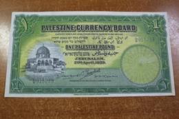 Palestine 1 Pound 1939 COPY - Banknotes