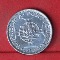 TIMOR 10 ESCUDOS 1964 - *SILVER*   KM# 16 - (Nº32128) - Portugal