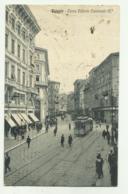 TRIESTE - CORSO VITTORIO EMANUELE III VIAGGIATA  FP - Trieste