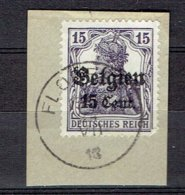 OC 16 - Floreffe- 24-VII-1918 - Guerre 14-18
