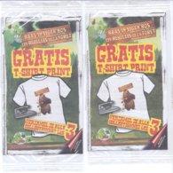 Marcassou 2 X T-shirt Print Baas In Eigen Bos/Les Rebelles De La Forêt - Publicité