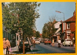 9040  -  Street In Hjorring Cars - Denmark