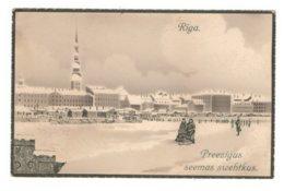 Riga.Preezigus Seemas Swehtkus - Lettonie