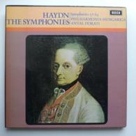 LP/ Antal Dorati,  Haydn - The Symphonies - Symphonies 57- 64 - Klassik