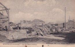 Juniville La Rue Basse (ruines) - Other Municipalities