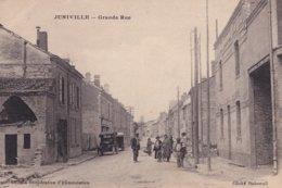 Juniville Grande Rue - France