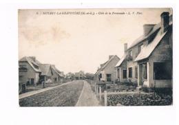 49 - NOYANT-LA-GRAVOYERE. Cités De La Promenade. 2 SCANS. - Autres Communes