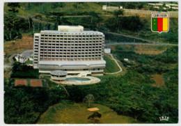 REPUBLIQUE  UNIE DU  CAMERUN   YAOUNDE     HOTEL  DU  MONT  FEBE    (NUOVA) - Camerun