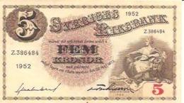 Sweden 5 Kronor 1948 - Svezia
