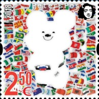 Finland. Peterspost. Olympic Games In Pyeongchang. 2018. Stamps - Winter 2018: Pyeongchang