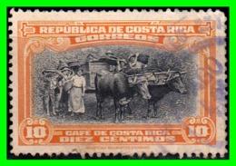 COSTA RICA SELLO AÑO 1945 - Costa Rica