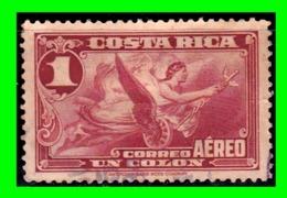 COSTA RICA   SELLO AÑO 1934 AEREO - Costa Rica