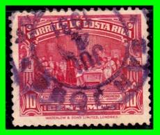 COSTA RICA SELLO AÑO 1931 - Costa Rica