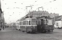 Foto AK - Wien Bahnhof Simmering - Strassenbahn Linie 71 - 1975 - Altri
