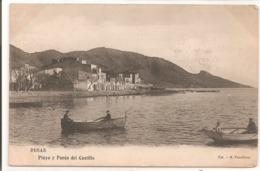 ESPAGNE - ROSAS - Playa Punta Del Castillo. - Gerona
