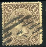 España Nº 79. Año 1865 - 1850-68 Regno: Isabella II