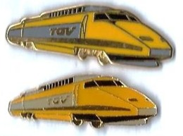 TGV POSTAL - T308 - TGV POSTAL - 2 Modèles Différents - Verso : BALLARD / ALPES TROPHEES - TGV