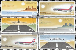 Malta 574-579 (complete Issue) Unmounted Mint / Never Hinged 1978 Airmail - Malta