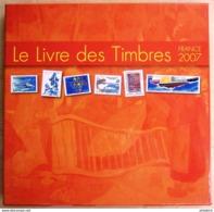 COFFRET LE LIVRE DES TIMBRES 2007 NEUF - France