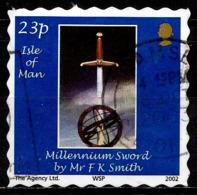 Insel Man  SG. 1028 Gestempelt (7238) - Man (Insel)