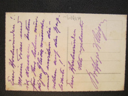 AK RAABS A.d.Thaya B. Waidhofen A.d.Thaya Adelskorrespondenz Hugo Klinger Von Klingerstorff  Ca. 1915 /// D*40572 - Raabs An Der Thaya