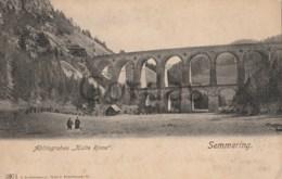 """Austria - Semmering - Adlitzgraben """" Kalte Rinne """" - Semmering"""