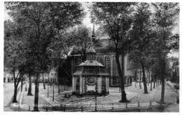 Kevelaer - Gnadenkapelle I. Hintergrund Kerzenkapelle - Kevelaer