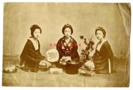 Rares épreuves Photographiques (avant 1889) Du Japon - Antiche (ante 1900)