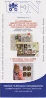 Vatican City 2019 - Brochure About 50th Anniversary Carabinieri - 500 Anniversary Leonardo Da Vinci - Sonstige