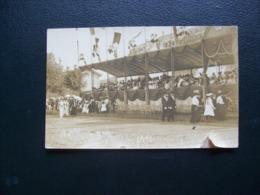 Carte Photo Carte Postale Ancienne D'Epinal - 14 Juillet - La Revue (cachet 1908) - Epinal