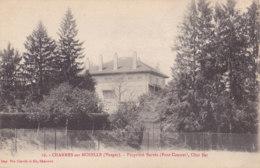 Charmes Sur Moselle (88) - Propriété Barrès - Pont Contret - Coté Est - Francia