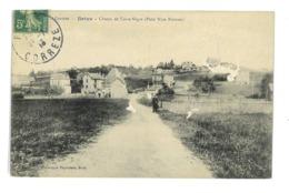 CPA 19 BRIVE COTEAU DE COSTE-NEGRE Abimee - Brive La Gaillarde