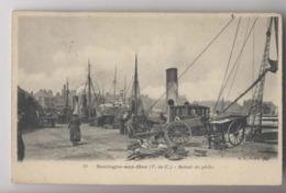 Boulogne Sur Mer - 1908 - Retour De Pêche - Animée - Boulogne Sur Mer