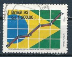 °°° BRASIL - Y&T N°2102 - 1992 °°° - Brazilië